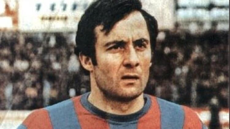 Trabzonspor'un eski gol kralı Necmi Perekli ameliyat edildi