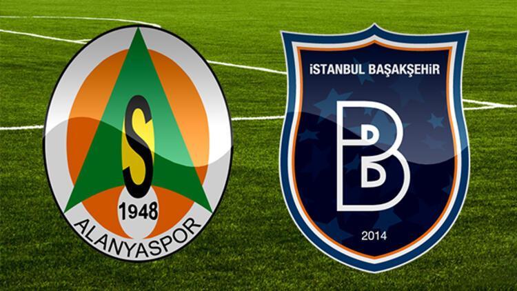 Alanyaspor Başakşehir maçı ne zaman saat kaçta hangi kanalda? Muhtemel 11'ler