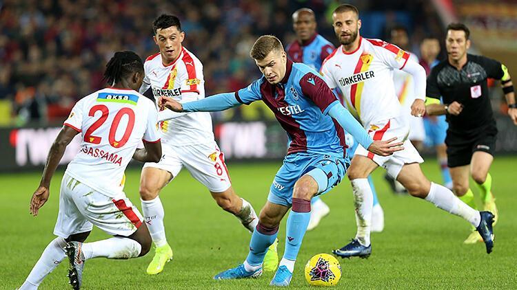 Trabzonspor - Göztepe: 0-1