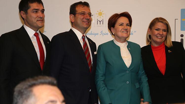 İYİ Parti, kuruluşunun ikinci yılını kutladı