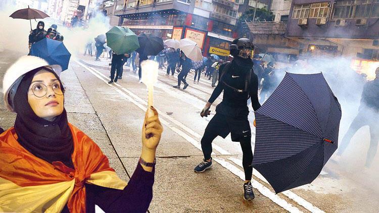 Protesto dalgası