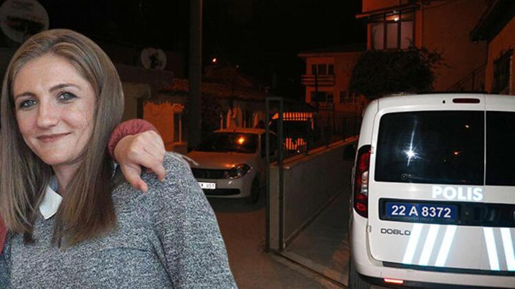 Edirne'de, 2 çocuk annesinin şüpheli ölümü