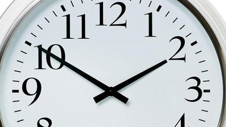 ABD'de saatler geri alındı