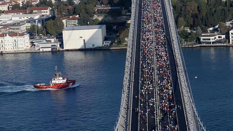 41'inci İstanbul Maratonu başladı
