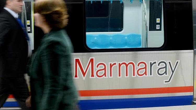 Marmaray'ın 6 yıllık geliri 1,4 milyar lira