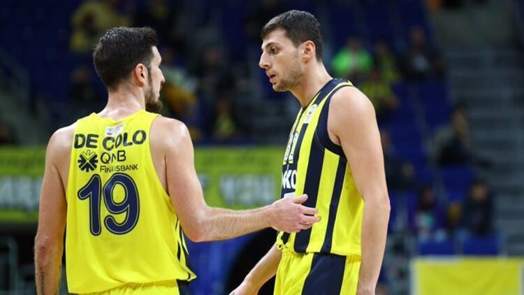 Fenerbahçe Beko galibiyeti hatırladı! 4 maçlık yenilgi serisi sona erdi...
