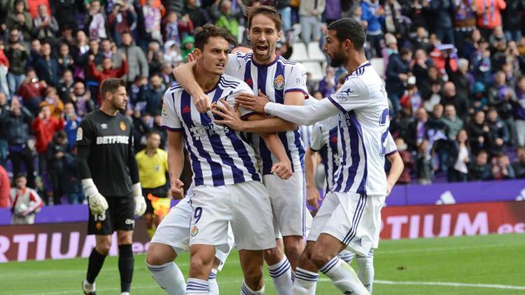 Enes Ünal attı, Valladolid kazandı!