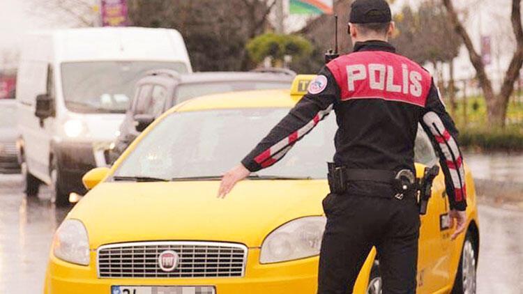 Uygunsuz taksimetreye 38 bin lira ceza