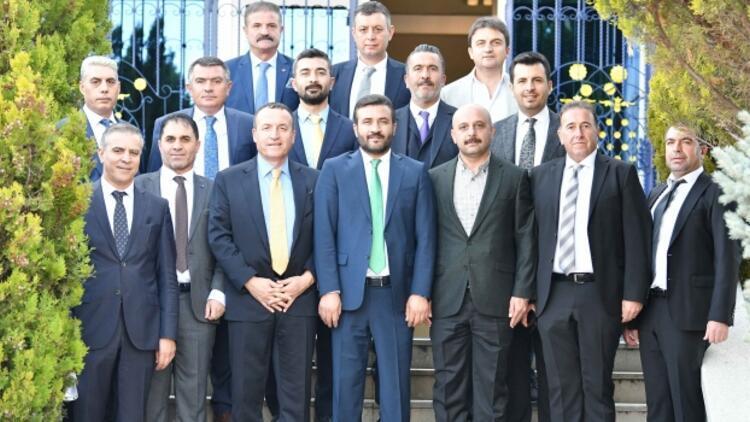 MKE Ankaragücü'nde yeni yönetim görev dağılımı yaptı