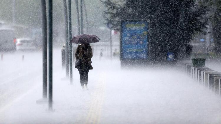 Meteoroloji'den kuvvetli yağış uyarısı - Bugün hava nasıl olacak?