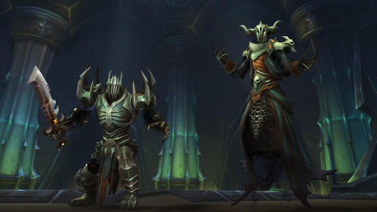 World of Warcraft: Shadowlands duyuruldu! Adım adım ölüler diyarına...