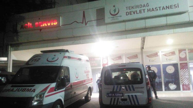İstanbul'un ardından bir korkutan haber de Tekirdağ'dan geldi!