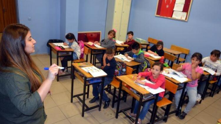 Suriyeli öğrenciler için 'Uyum sınıfları'
