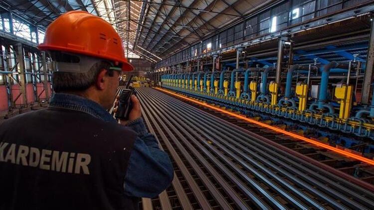 KARDEMİR'in kütük döküm kapasitesi 3,5 milyon tona ulaşt