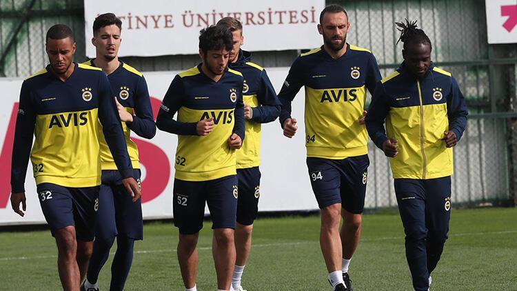 Fenerbahçe'de gözler Kasımpaşa maçında