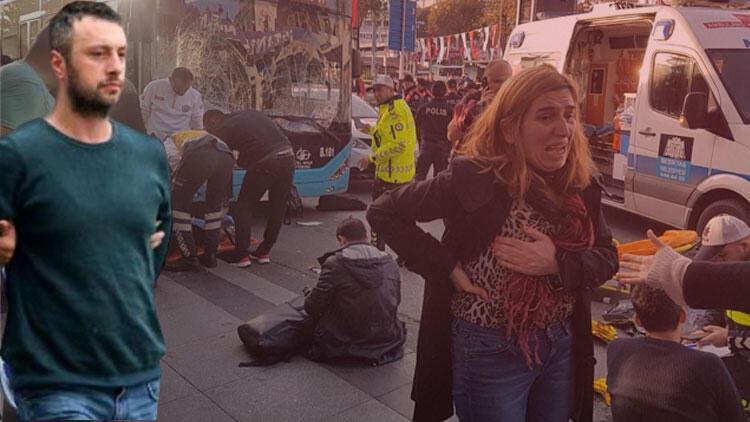 Son dakika... Beşiktaş'ta ortalığı kana bulamıştı... O şoför tutuklandı