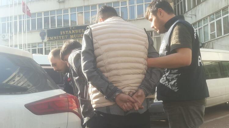 300 bin TL'lik vurgun yapan hırsızlık şebekesi yakayı ele verdi
