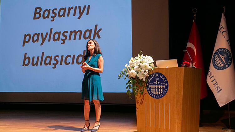 Akademik yıl Dr. Dağdeviren ile açıldı