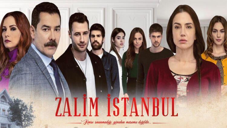Sevcan Sini Zalim İstanbul'da