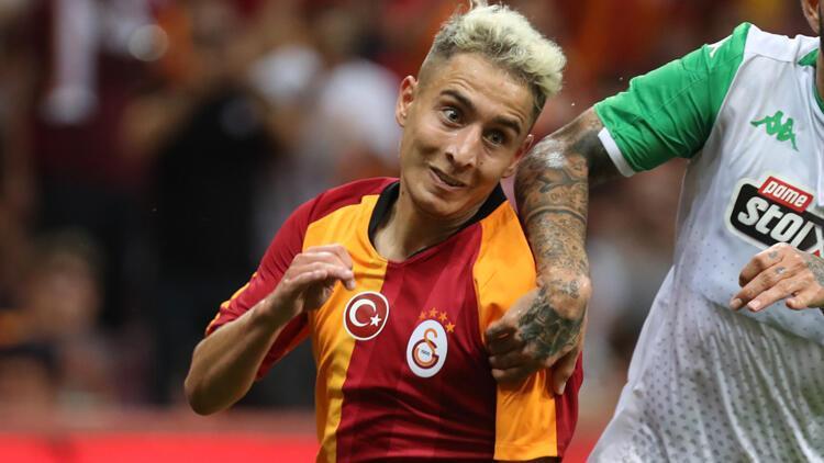 Galatasaray'ın yerli yabancısı!