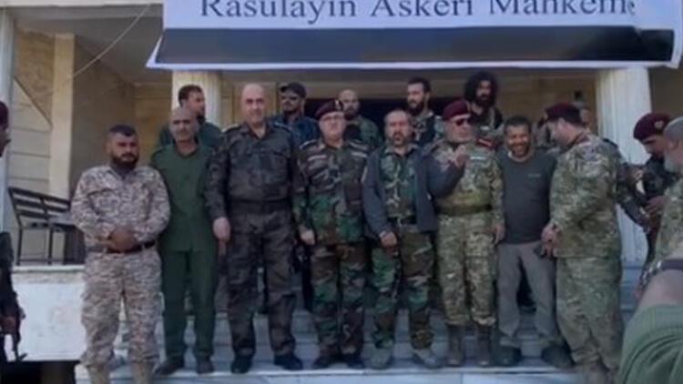 Barış Pınarı Harekat bölgesinde askeri mahkeme kuruldu