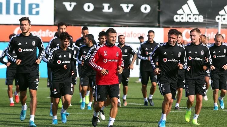 Beşiktaş 3 eksikle Portekiz deplasmanında!