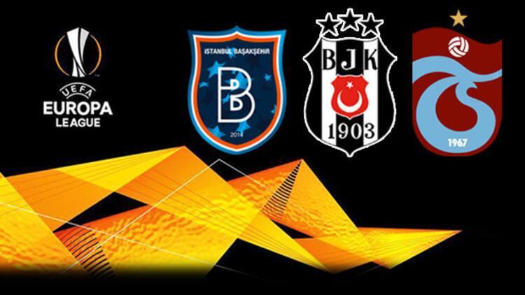 UEFA Avrupa Ligi'nde temsilcilerimiz dördüncü grup maçlarına çıkacak
