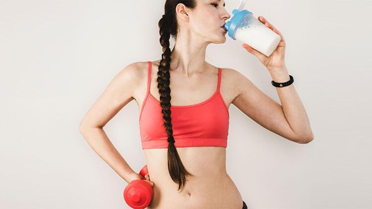 Spordan Sonra En Az 500 ml Süt İçilmeli