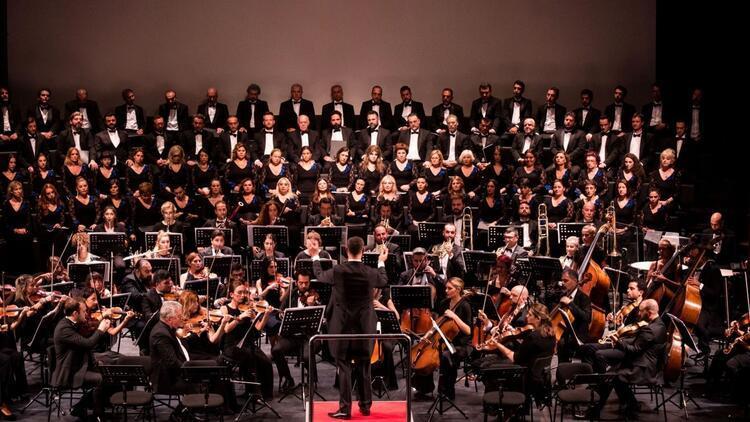 'Messa da Requiem' Süreyya Opera Sahnesi'nde