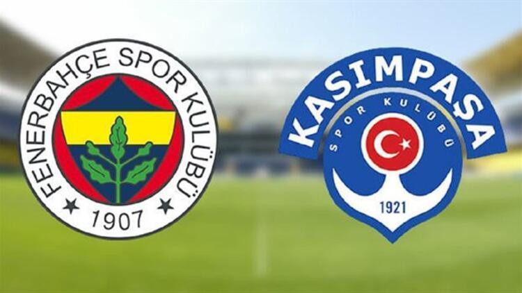 Süper Lig'de 11. haftayı Fenerbahçe ile Kasımpaşa açıyor!
