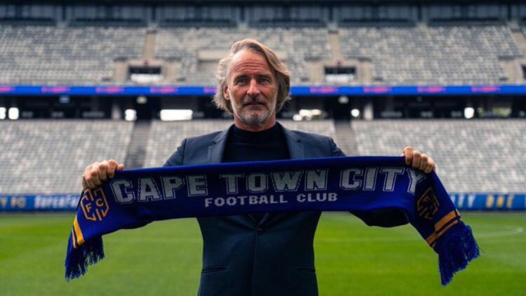 Jan Olde Riekerink FC Cape Town City'de