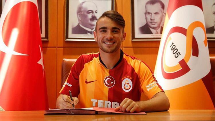 Galatasaray'da Yunus Akgün fırtınası