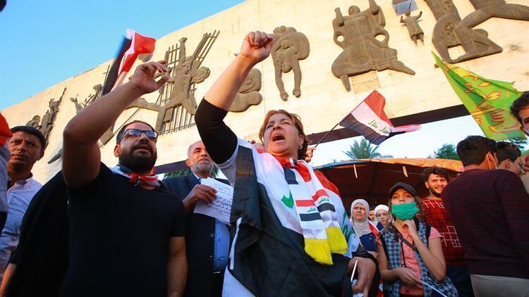 Iraklı Milletvekili, Necef'te göstericilerin öldürülmesi nedeniyle görevinden istifa etti