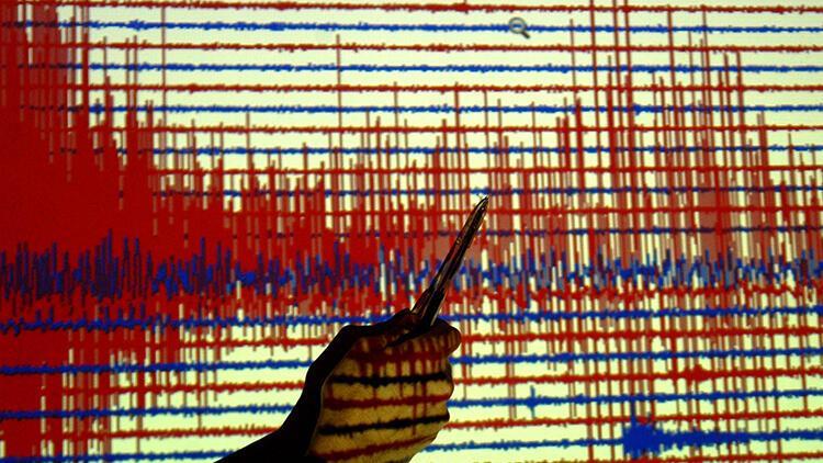Son dakika... İran'da 5.9 büyüklüğünde deprem