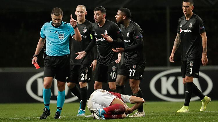 Bu goller Beşiktaş'ın kaderi oldu