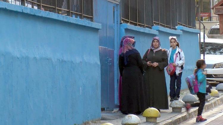 Avcılar'da okul bahçesindeki ölüm: Çok sayıda öğrenci okula gelmedi