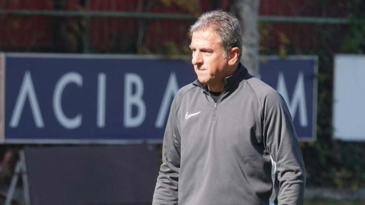 """Hamza Hamzaoğlu: """"Burada her antrenörün aradığı bir kulüp yapısı var..."""""""