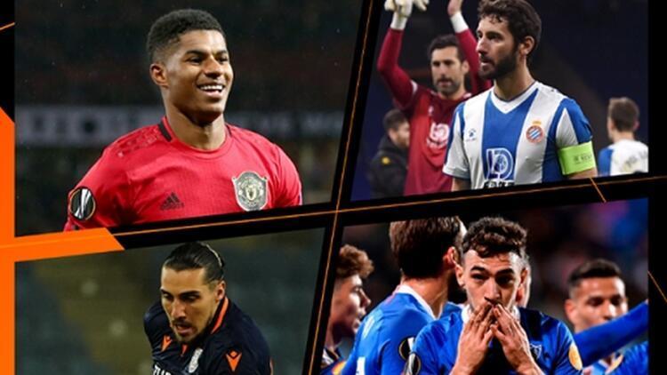 Başakşehirli Crivelli, haftanın futbolcusu adayları arasında!