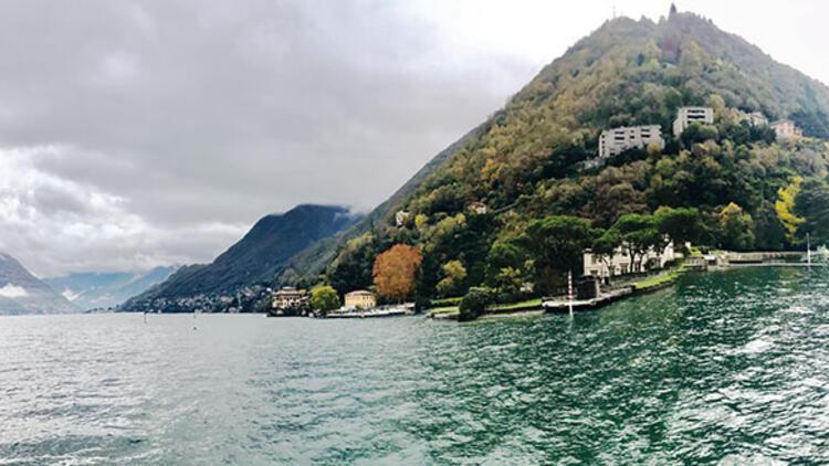 Kasımda 'Como Gölü' başkadır