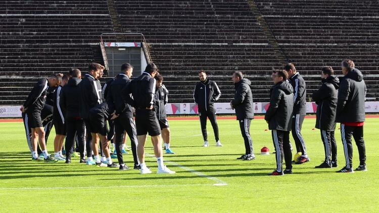 Beşiktaş'ın Denizlispor hazırlıkları Portekiz'de başladı!