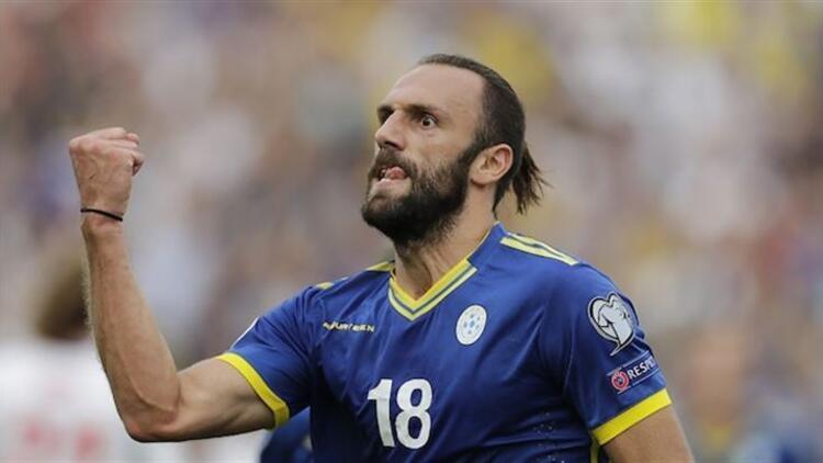 Vedat Muric, Kosova Milli Takımı'na çağrı aldı!