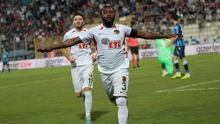 Eskişehirspor, Adana'da kazandı