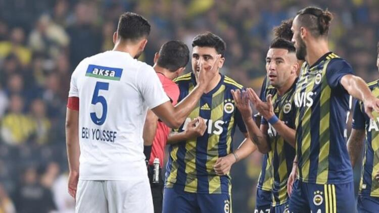 Fenerbahçe Kasımpaşa maçına VAR damgası