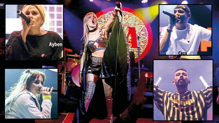 İstanbul Müzik Haftası'nda rap gecesi