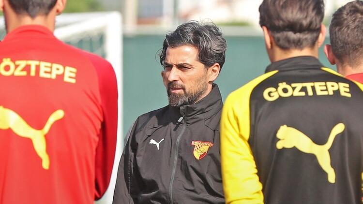 Göztepe'nin yeni teknik direktörü İlhan Palut, ilk Süper Lig maçına çıkacak!