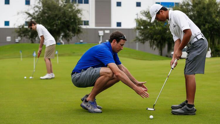 Seçmeli ders olan golfe talep arttı