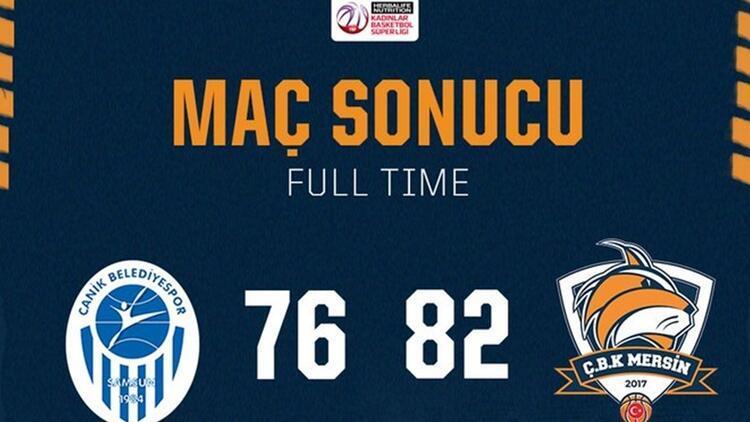 Çukurova Basketbol, Samsun'da Coffey ve Manso ile kazandı!