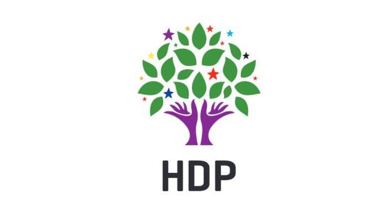 """HDP kongresinde """"terör örgütü propagandası"""" iddiasına 7 gözaltı"""