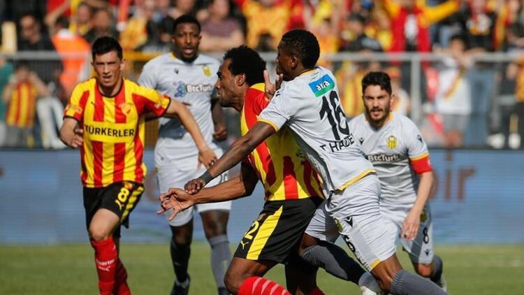 Göztepe 1-1 Yeni Malatyaspor