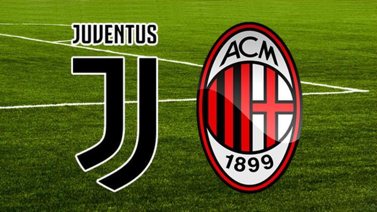 Juventus Milan maçı ne zaman saat kaçta hangi kanalda? Hakan ve Merih oynayacak mı?